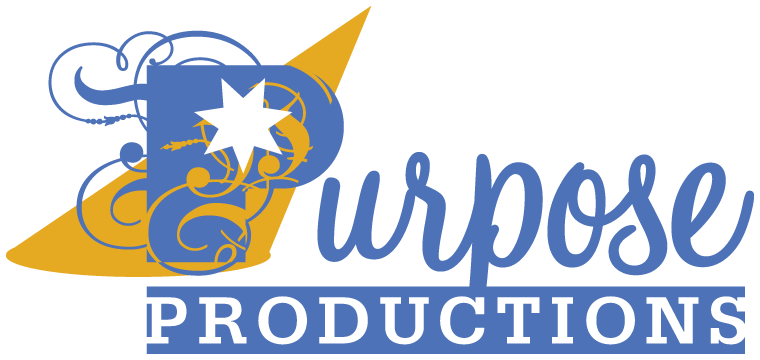 PURPOSE Productions Mobile Logo